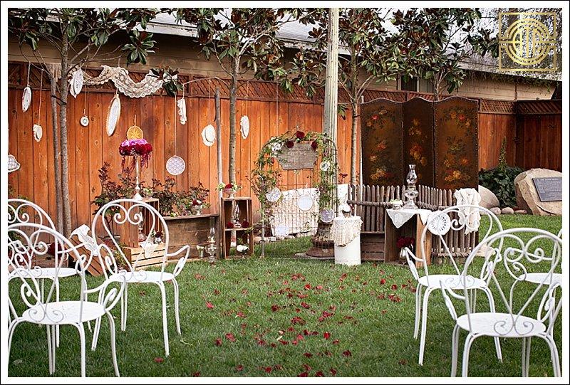 union 1880 hotel los alamos wedding