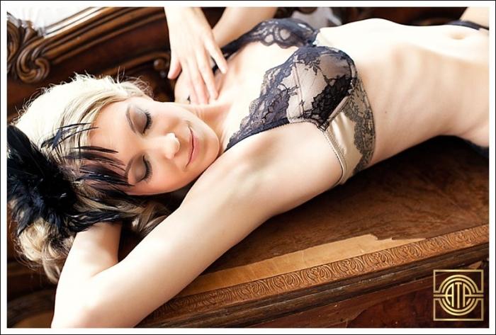 santa barbara boudoir photography