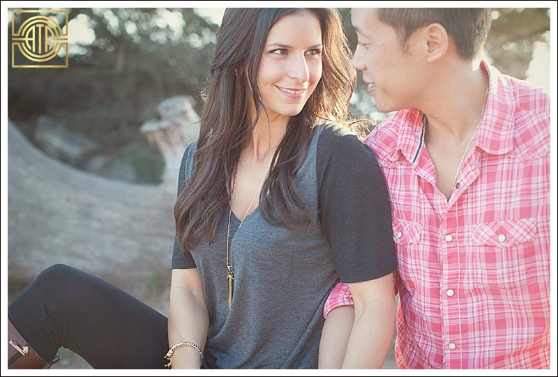santa barbara engagement photographer
