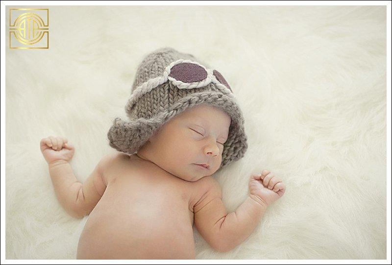 santa barbara newborn photographer
