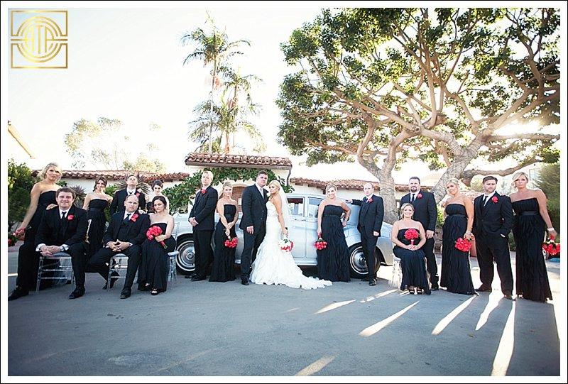 casa romantica wedding photography